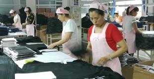天津XX纺织服装有限公司顺利通过利丰验厂,取得结果C
